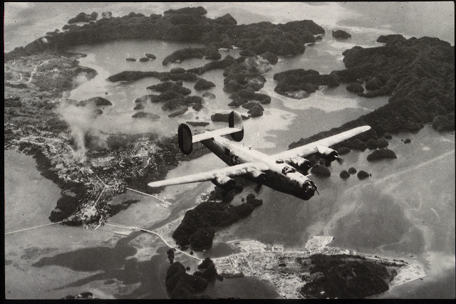 B-24 found in Palau